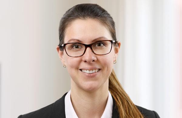 Maria Meyenburg, Rechtsanwältin