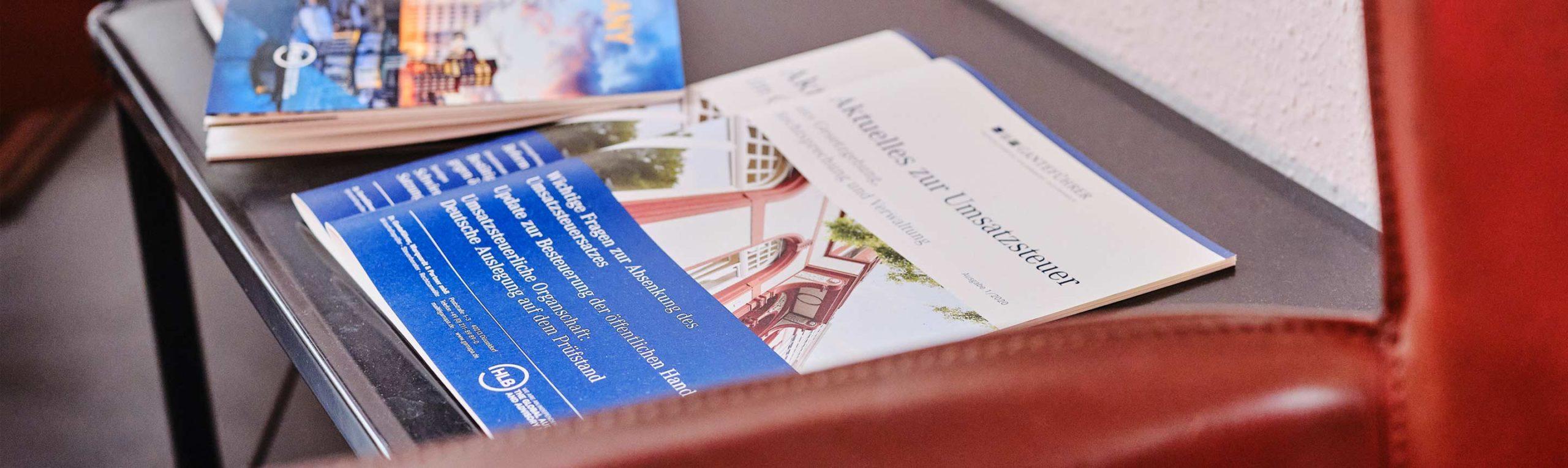 Aktuelles / Steuerrecht / Wirtschaftsrecht
